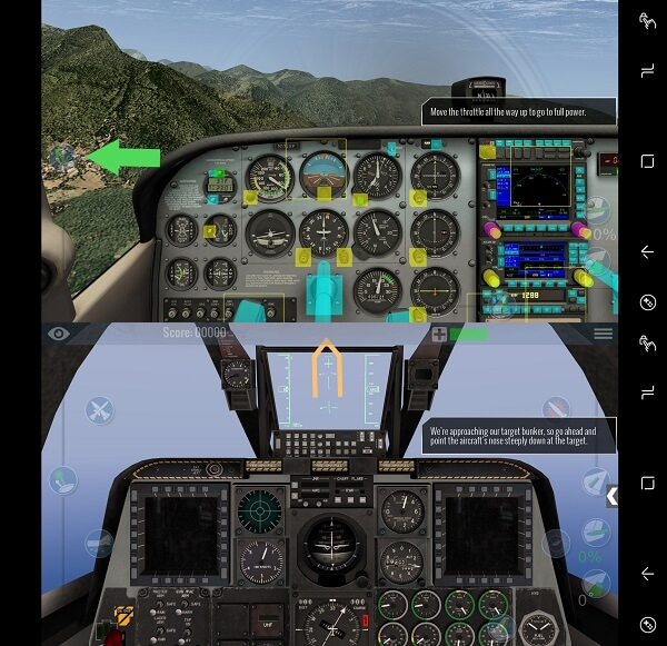 best flight simulator games - X-Plane 10