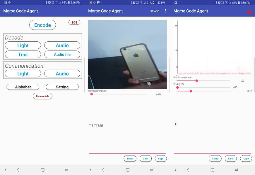 best morse code apps - Morse Code Agent