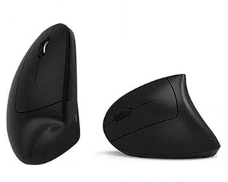 Acedada Rechargeable Wireless 2.4G Left Hand Ergonomic Vertical Mouse