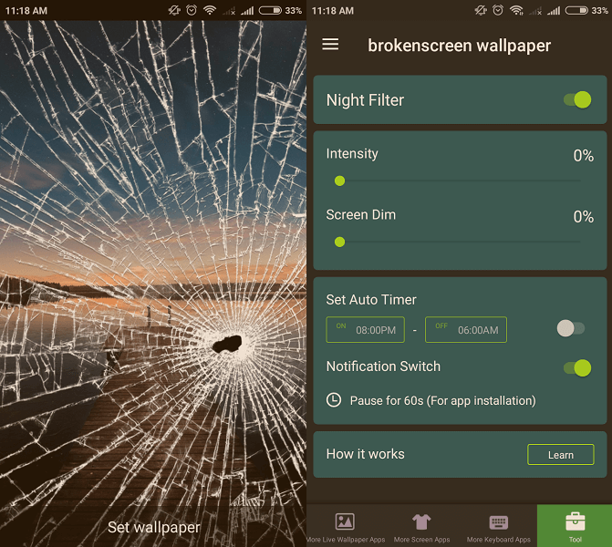 Broken Screen Wallpaper: Top 7 Fake Broken Screen Apps