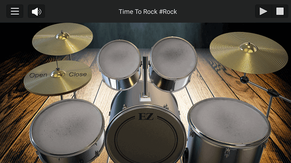 best drum apps - Easy Drum