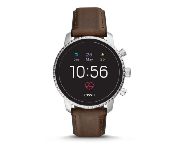 Garmin Fenix 5 alternative - Fossil Q Explorist HR Watch