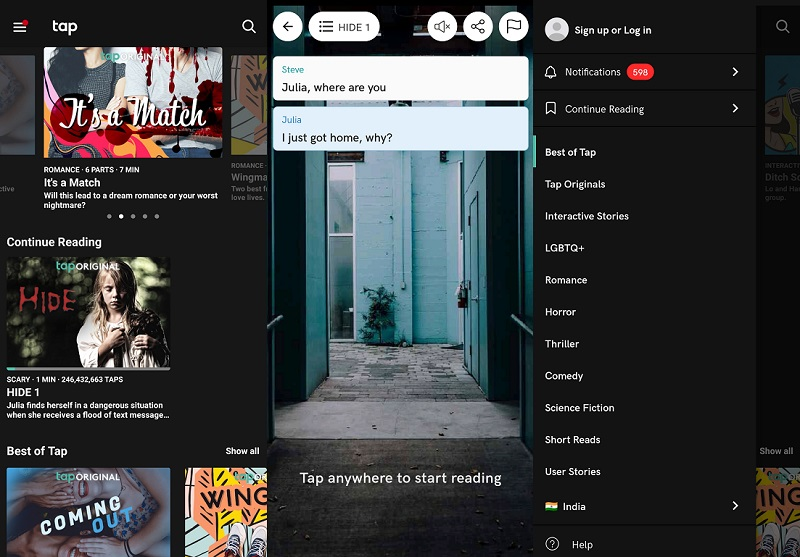 7 Sites And Apps Like Wattpad | TechUntold