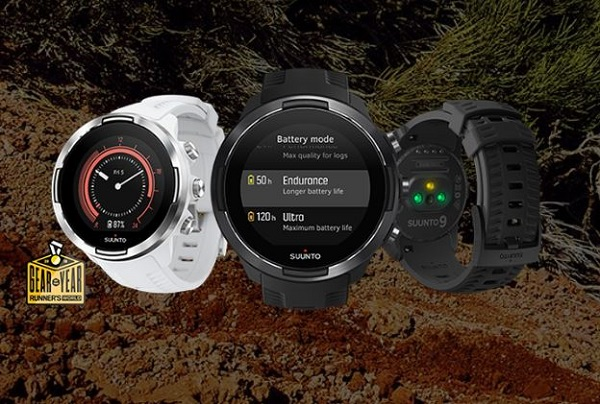 Suunto Baro watch