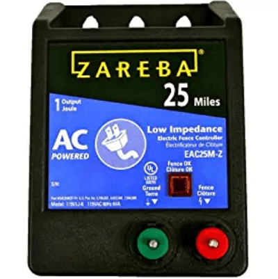 Zareba AC Electric Fence Charger
