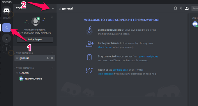add roles to discord from PC