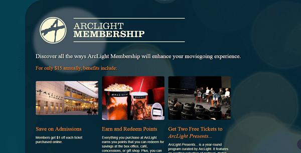 arclight membership