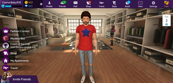 Avakin Life - best The SIMS alternative game