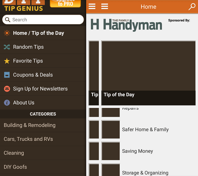Best Handyman apps - Family Handyman