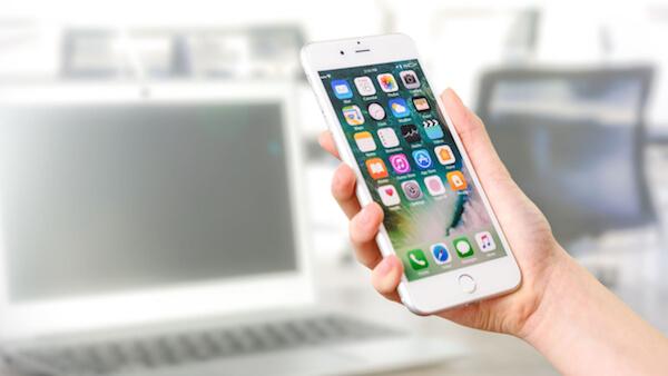 IPS LCD - iPhone 8 display