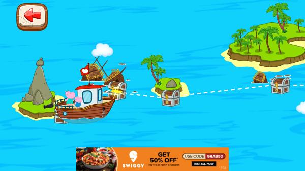 Pirate's Treasure Hunter