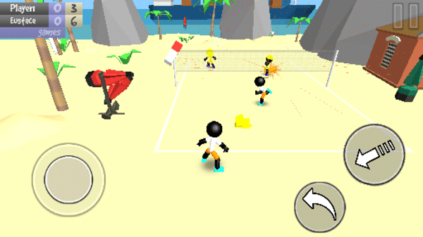 Volleyball game for Android