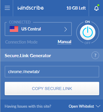 Windshare - Watch Netflix content from other countries