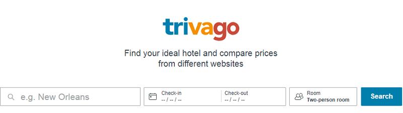 trivago - compare hotel prices online