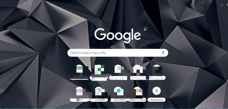 change Google chrome theme