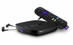 Best Android TV Box - Roku Ultra