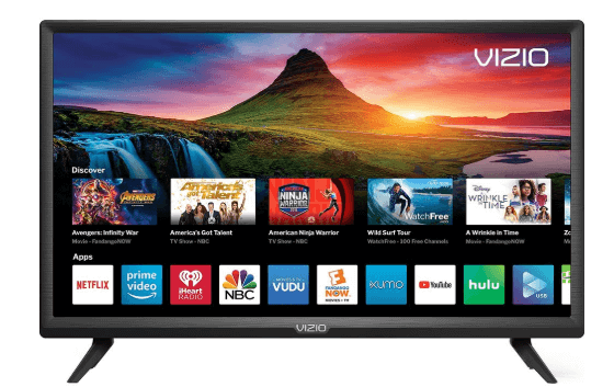 "VIZIO D-Series 24"" Class LED Smart TV"