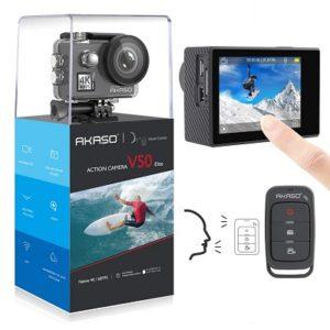 AKASO V50 ELITE - Best Smallest Action Camera