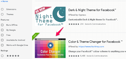How To Change Facebook Color To Any Color | TechUntold