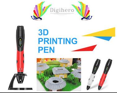 best 3d pens - Digihero