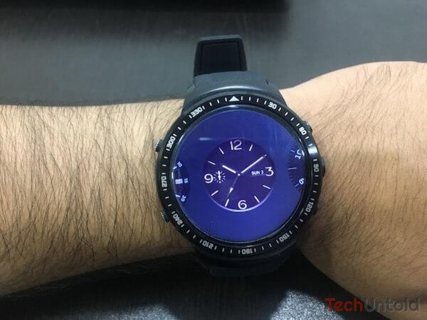 Multiple Watch Formats