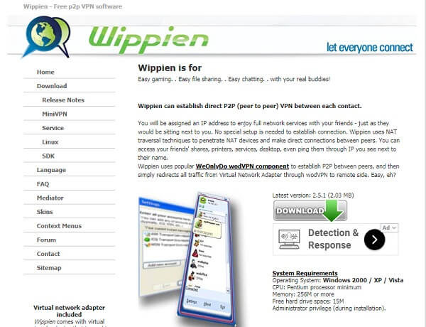 wippien vpn