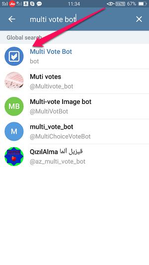 multivote bot