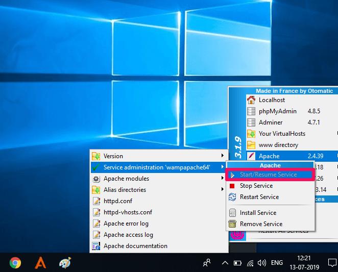 Wamp Server For Windows 7 32 Bit
