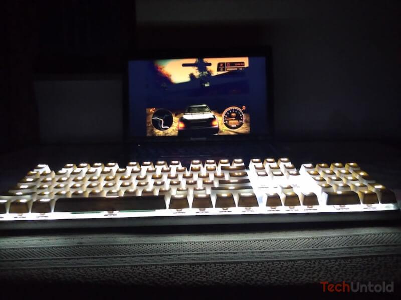 GameSir GK300 keyboard