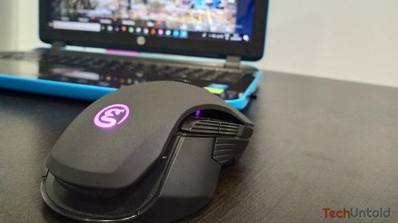 GameSir GM300 Gaming Mouse Review