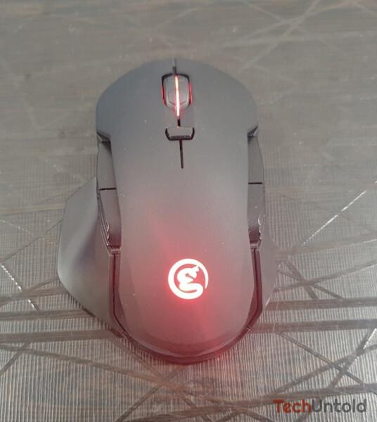 GameSir Mouse - RGB Logo