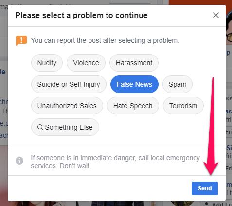 Select a problem