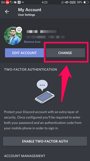 How To Reset Or Change Discord Password | TechUntold