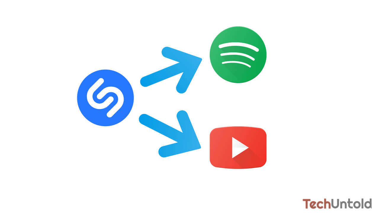 How To Export Shazam Playlist To Spotify And YouTube