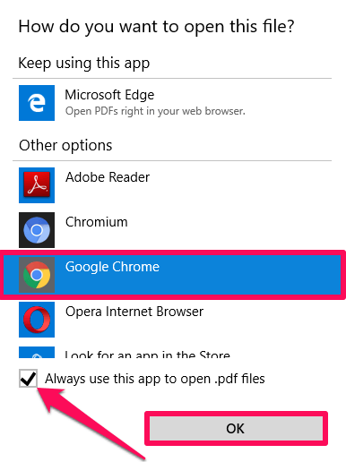 open pdf file without PDF reader