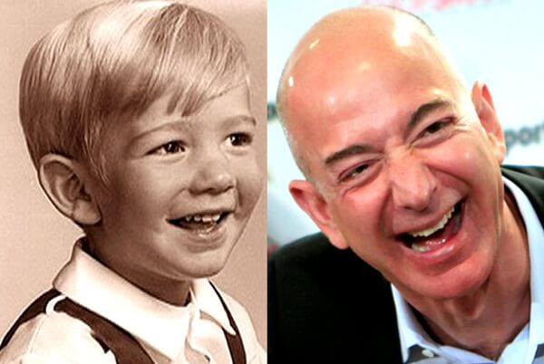Jeff Bezos success story - Childhood