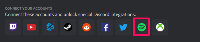 Connect Spotify to Discord