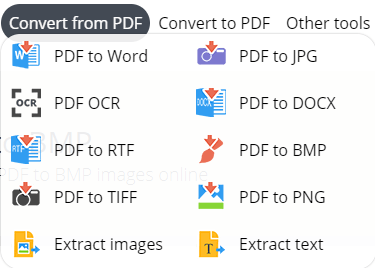 other conversions with pdf candy