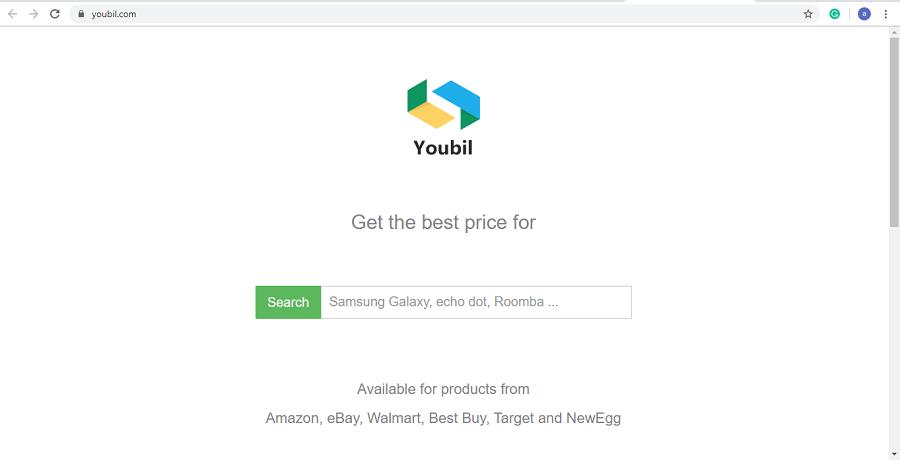 Youbil price comparison site