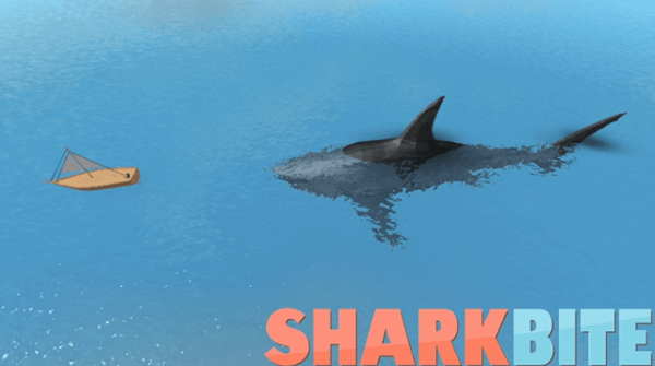 top Roblox Game - shark bite