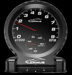 LCD gauge cammus