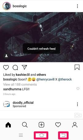 exit instagram