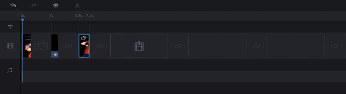 timeline option