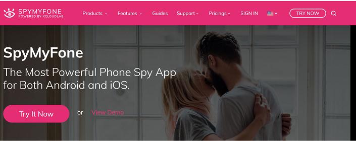 SpyMyFone