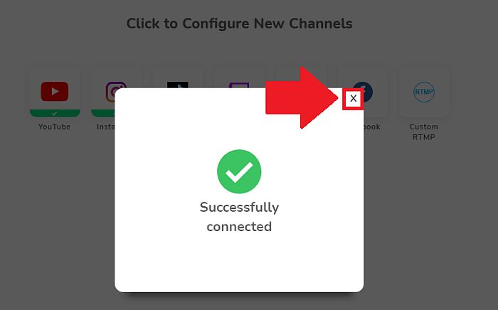 Loola Successfully connected