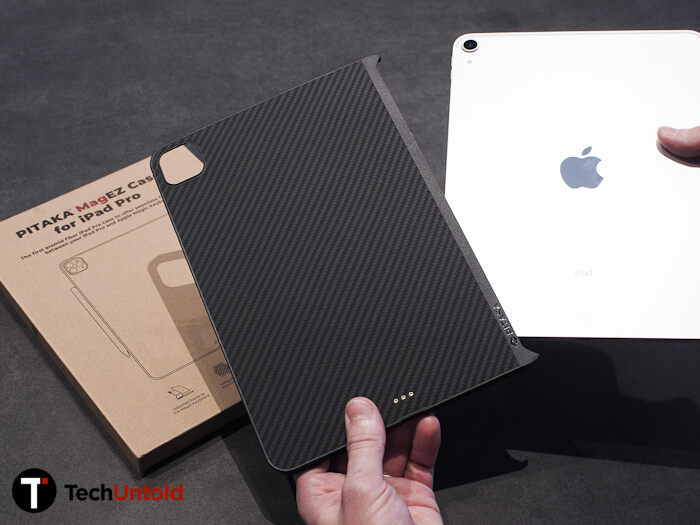 Pitaka iPad case
