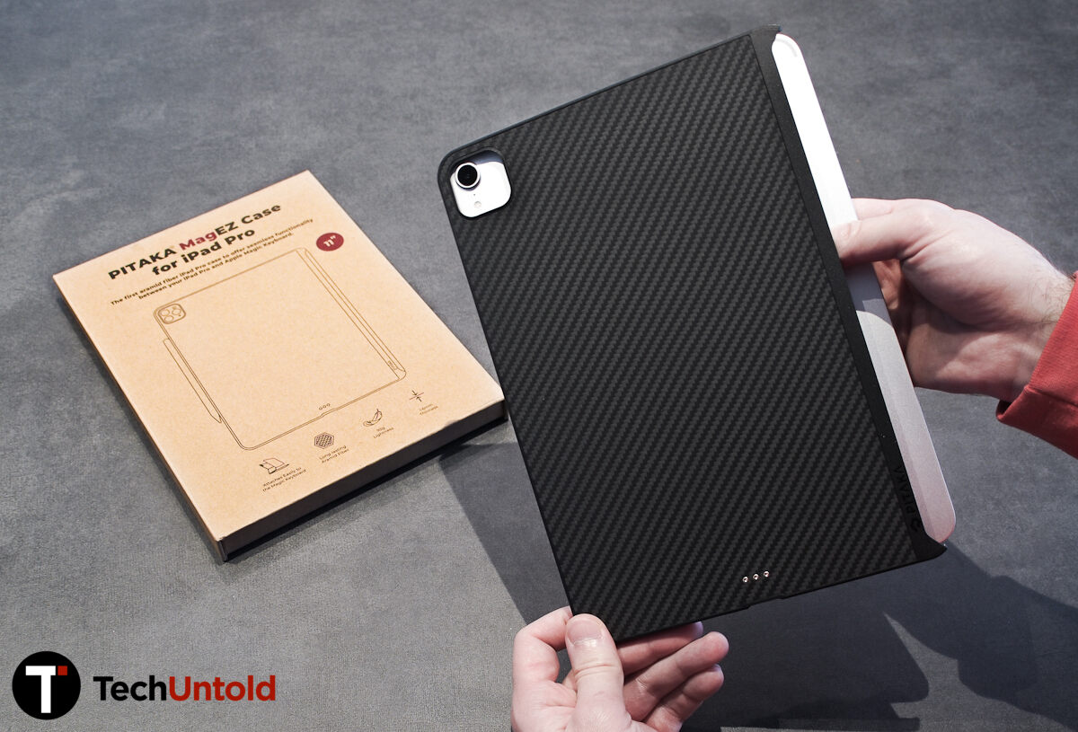 Pitaka iPad Pro Case Review For Client
