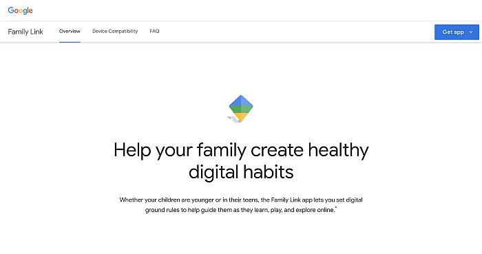 Best Free mSpy Alternatives-Google Family Link