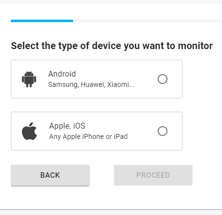 mSpy Supported Devices