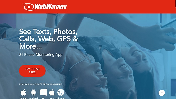 webwatcher home page